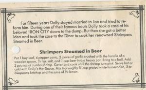 shrimpers recipe